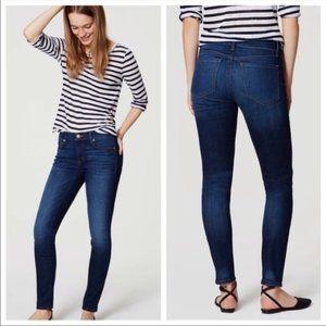 LOFT Modern Skinny Jeans 14